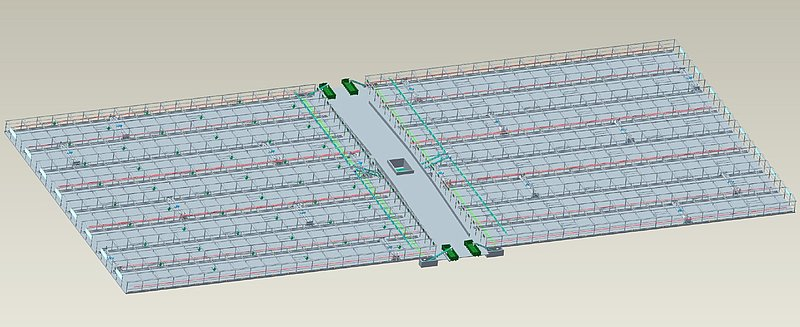 Huber Se Receives Order For World S Largest Solar Sludge Drying Plant Huber Technology Inc